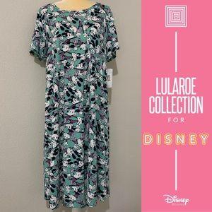 LuLaRoe Disney Carly High Low Dress Sz XXL